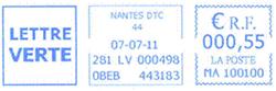 Types d'encre et d'étiquettes exigés par La Poste